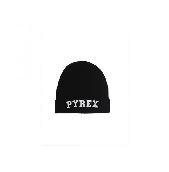 Cappello con ricamo PYREX