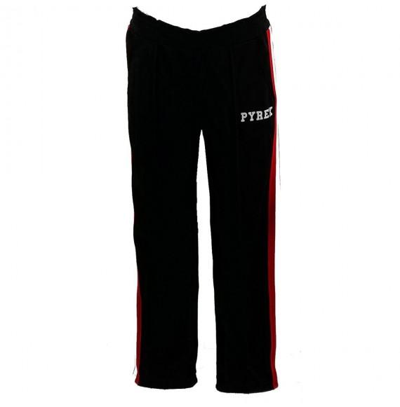 Pantalone triacetato con stampa