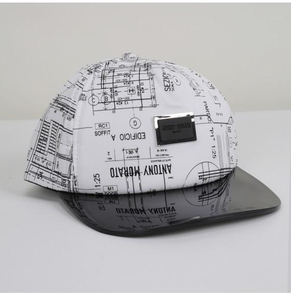 Antony Morato - Cappello con visiera in plastica