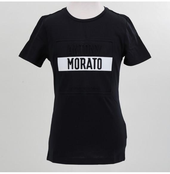 Antony Morato - T-shirt girocollo con stampa in rilievo