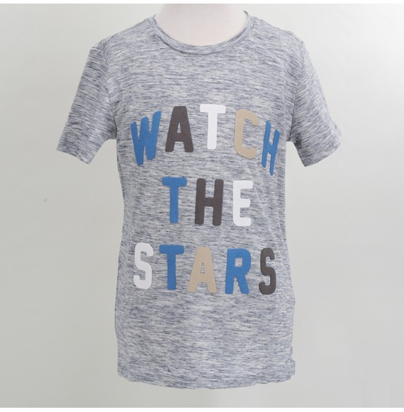 Antony Morato - T-shirt girocollo con stampa WATCH THE STARS