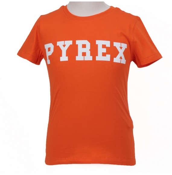 PYREX - T-shirt jersey con stampa