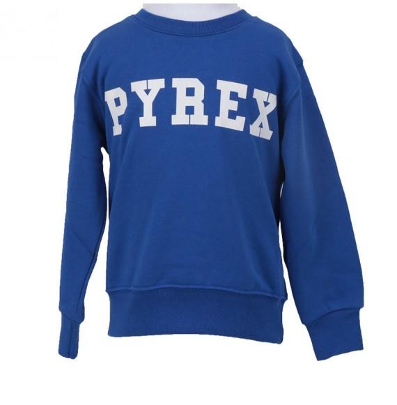 PYREX - Felpa girocollo con stampa