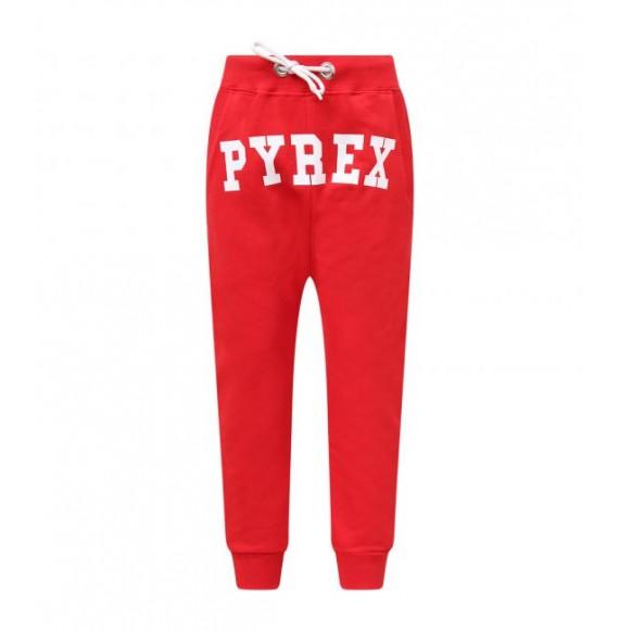 PYREX - Pantalone in felpa con stampa