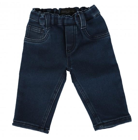 FRANKIE MORELLO - Pantalone in felpa jeansato