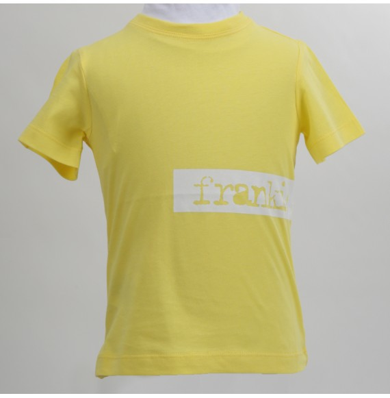 FRANKIE MORELLO - T-shirt girocollo con stampa