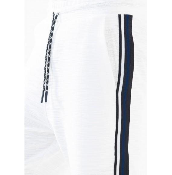 Antony Morato - Bermuda in cotone con bande laterali