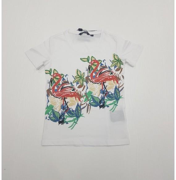 Antony Morato - T-shirt girocollo con stampa multicolor