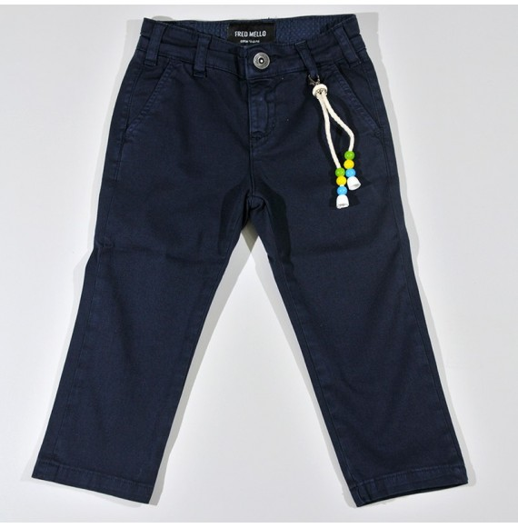 Pantalone gabardine