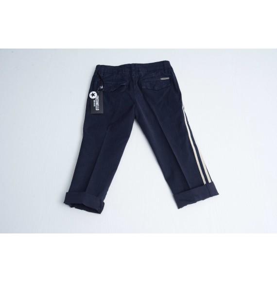 FRED MELLO - Pantalone con bande laterali