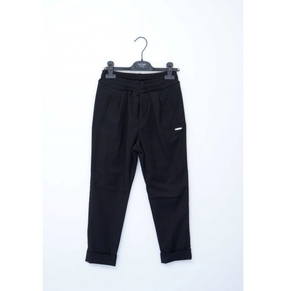 FRED MELLO - Pantalone con risvolti
