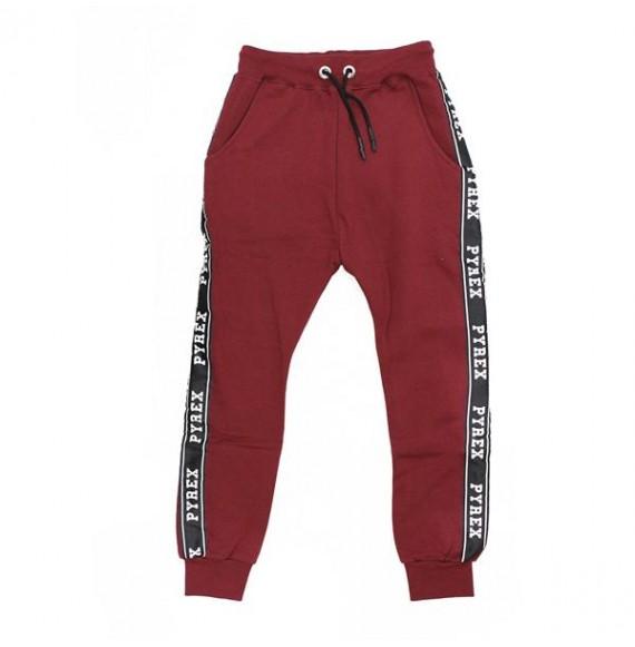 PYREX - Pantalone con nastro logato