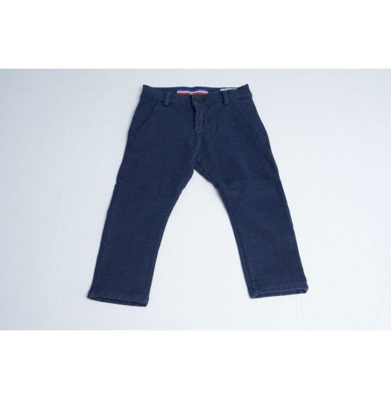 PEUTEREY - Pantalone check in felpa
