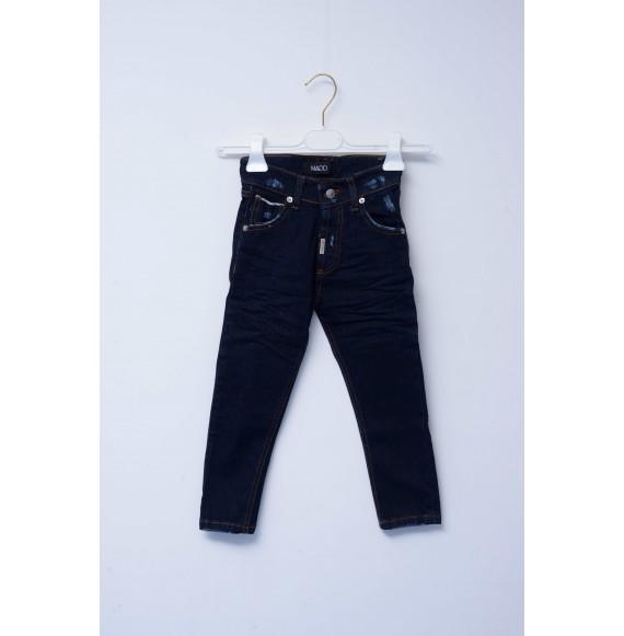 MADD - Jeans 5 tasche stropicciato