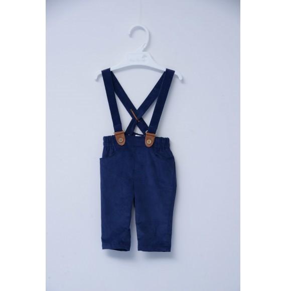 Fina Ejerique - Pantalone con bretelle