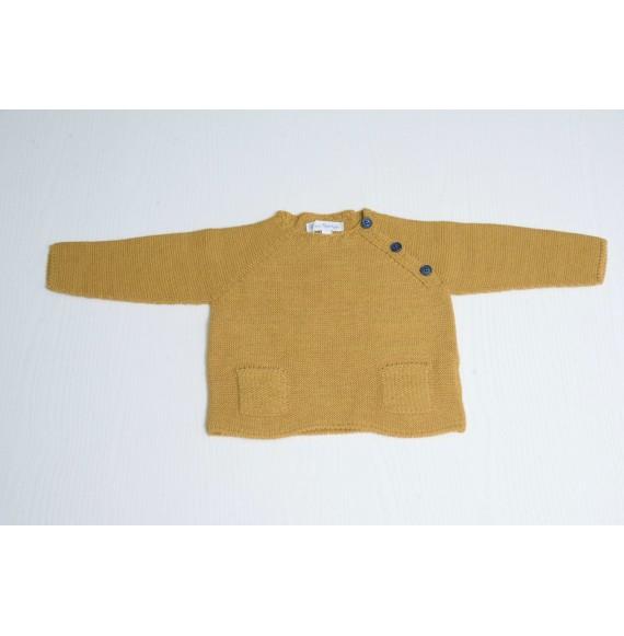 Fina Ejerique - Pullover girocollo con taschine