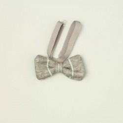 Aletta - Papillon doppio fiocco righe
