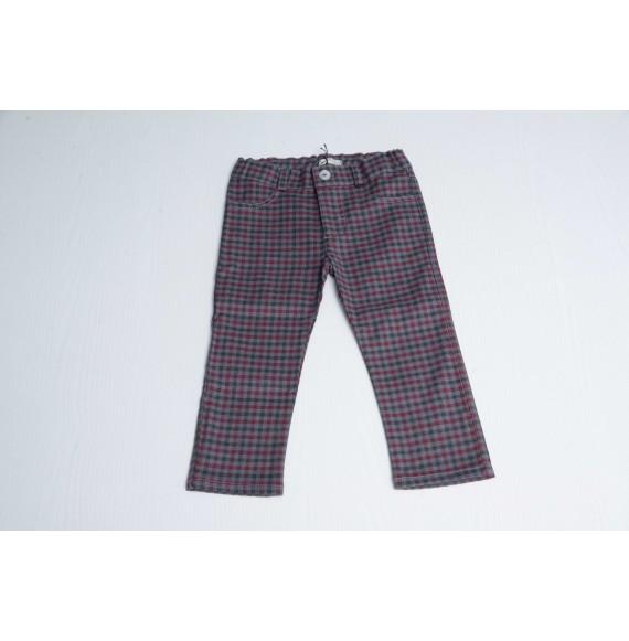 J.O. MILANO - Pantalone check