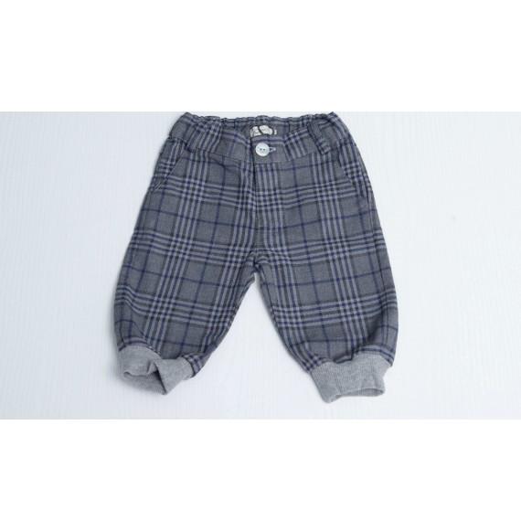 J.O. MILANO - Pantalone tweed con elastico