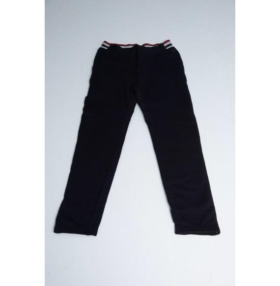 SP1 - Pantalone in felpa con elastico in vita