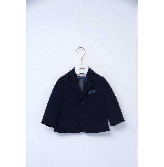 BIMBALO' - Completo 5 pezzi con gilet e giacca