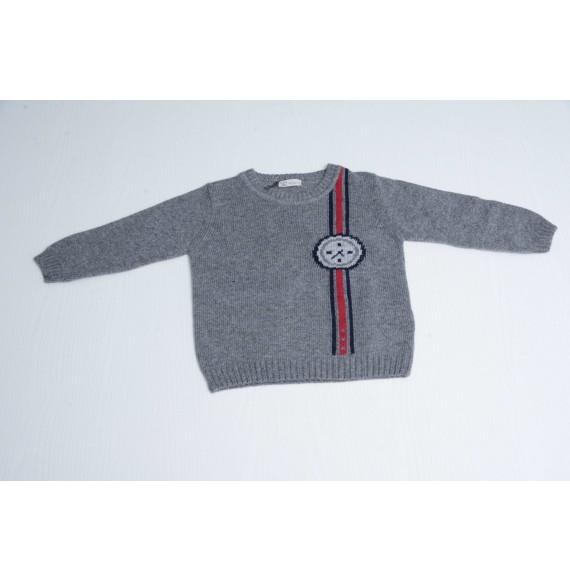 J.O. MILANO - Pullover girocollo