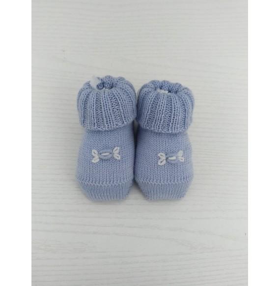 Primodì Bebé - Scarpine in lana