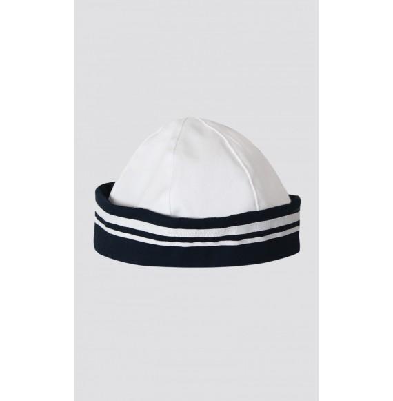 ALETTA - Cappello in cotone marinière