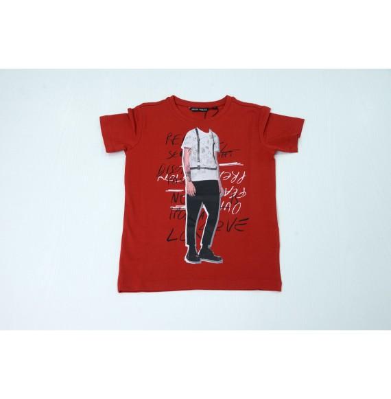 Antony Morato - T-shirt girocollo con stampa