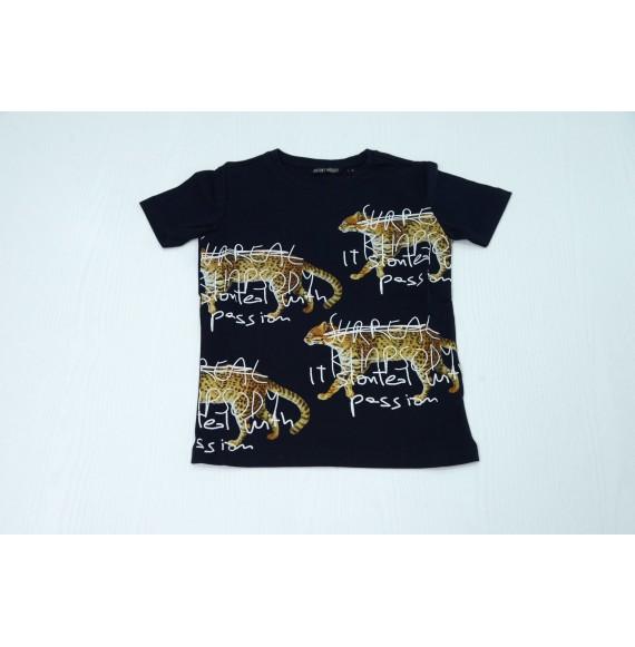 Antony Morato - T-shirt girocollo con stampa tigri