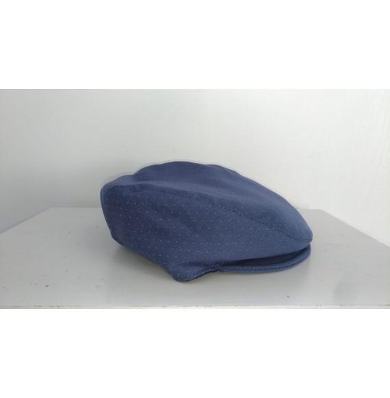 Ciccino - Coppola in tessuto puntinato