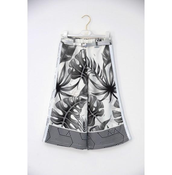 Nolita - Pantalone giappo fantasia con paillettes
