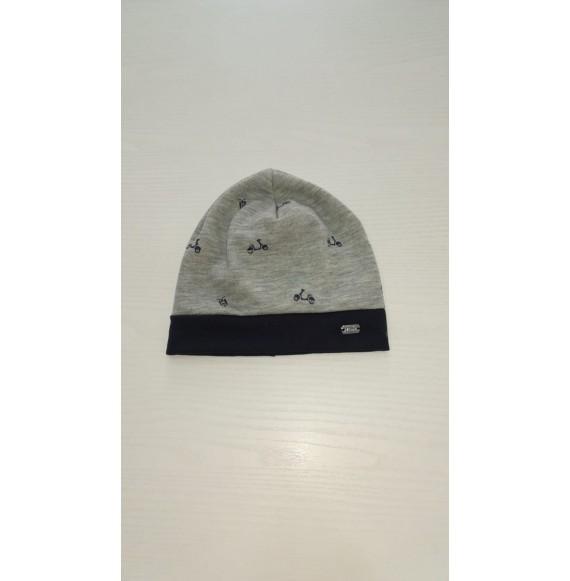 NINNAOH - Cappellino in felpa stampa vespa