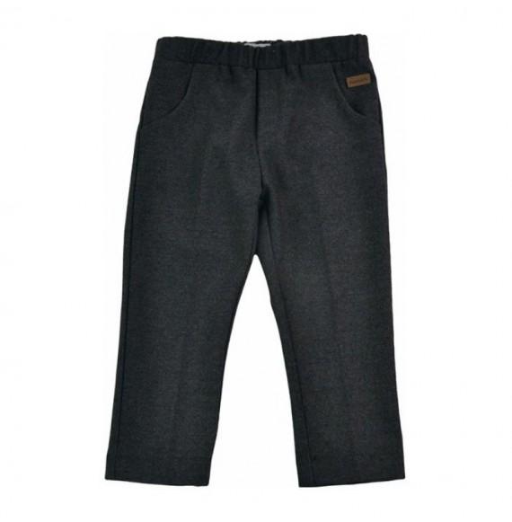 NANAN - Pantalone con elastico in vita