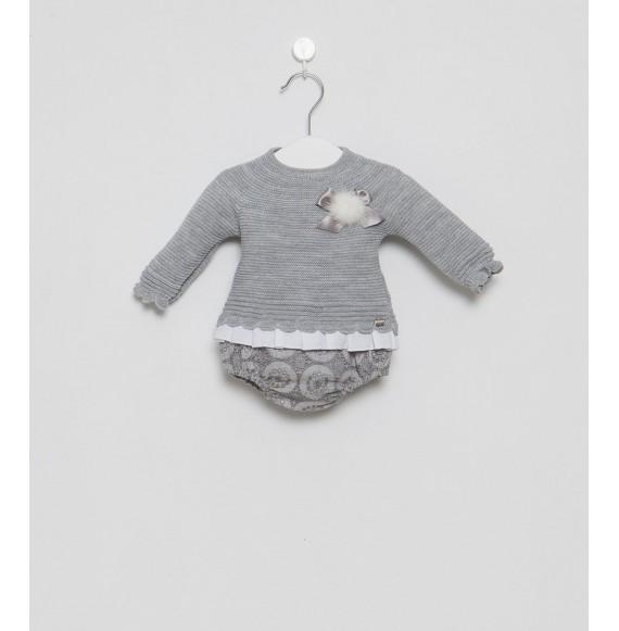 Juliana - Completo maxi maglia e coulotte