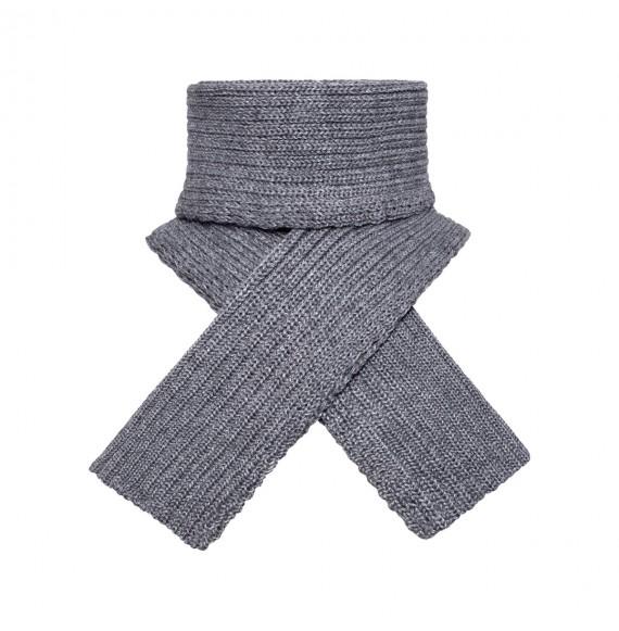 BARBARAS - Sciarpa in lana a coste