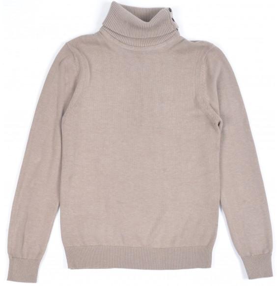 ANTONY MORATO - Pullover dolcevita con bottoni sul collo