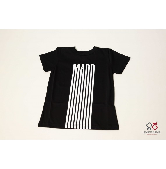 T-shirt con stampa MADD