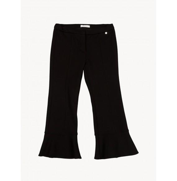 Pantalone con balza